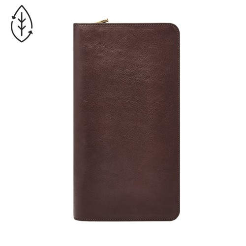fossil Multi-Zip Passport Case MLG0334201
