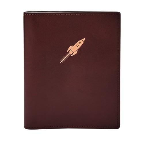 Fossil Rocket Ship RFID Passport Case MLG0633014