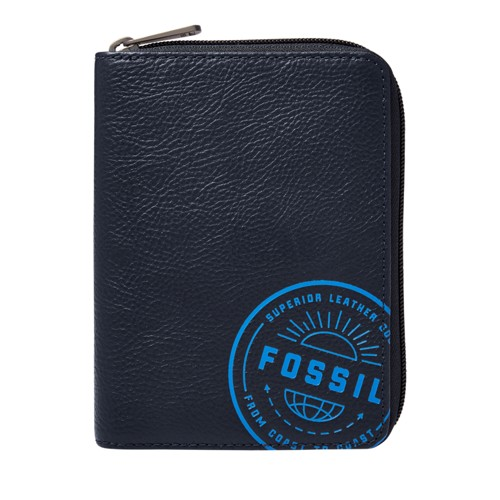 Fossil Zip Passport Case MLG0647406