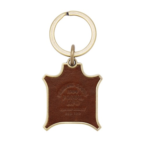 Fossil Key Fob  Accessories Cognac