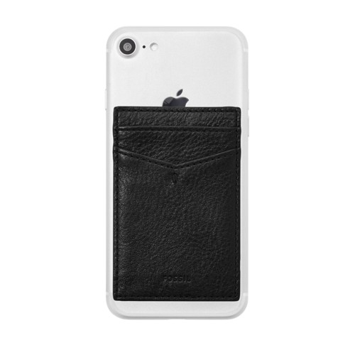 Fossil Card Case  Accessories Black