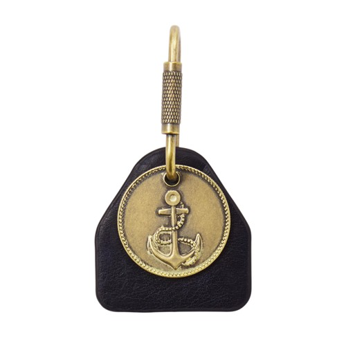 Leather Key Fob MLG0668400