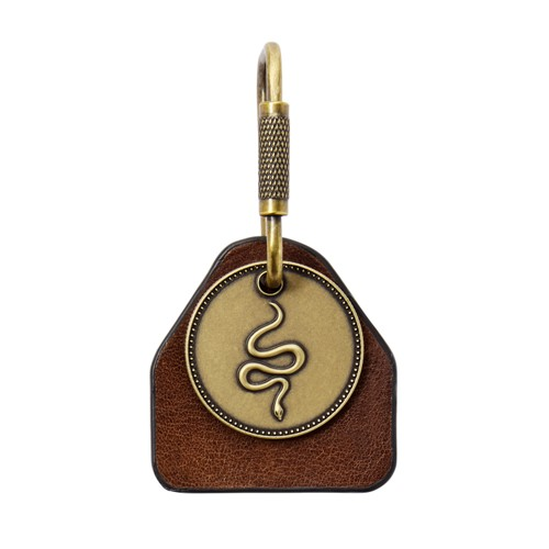Leather Key Fob MLG0670222