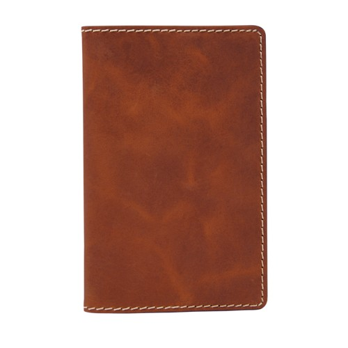Fossil Leather Notebook  Accessories Cognac