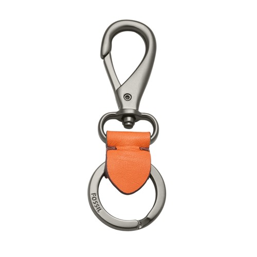 Fossil Keyfob  Accessories Bright Orange