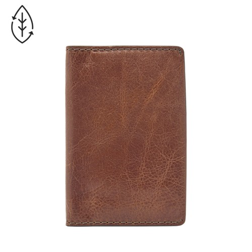 Fossil Beck Passport  Accessories Cognac