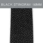 16 mm Black Stingray