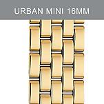 16mm Urban Mini Gold-Plated Bracelet
