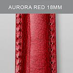 18mm Aurora Red Fashion Patent