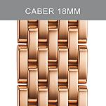 18mm Caber Rose Gold Bracelet