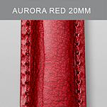 20mm Aurora Red Fashion Patent