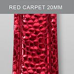 20mm Red Carpet Fashion Leather