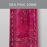 20mm Sea Pink Fashion Alligator