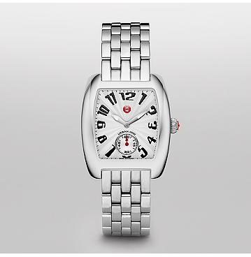 Michele Butterfly Watch on Michele   Watches Urban  Urban Mini Non Diamond Mww02a000156