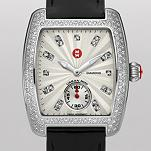 Urban Mini Diamond, Diamond Dial Black Patent