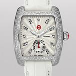 Urban Mini Diamond, Diamond Dial White Alligator