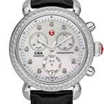 Signature CSX-36 Diamond, Diamond Dial Black Alligator