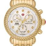 Signature CSX-36 Diamond Gold, Diamond Dial