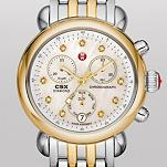 Signature CSX-36 Non-Diamond Two Tone, Diamond Dial