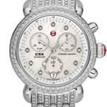 Signature CSX-36 Diamond, Diamond Dial on Diamond Bracelet