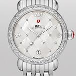 CSX Diamond, Quilted Mosaic Diamond Dial