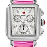 Signature Deco, Diamond Dial Pink Patent