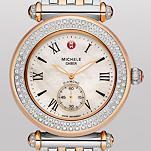 Caber Diamond Two Tone Rose Gold