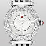 Caber Diamond, Guilloché Dial on Diamond Bracelet
