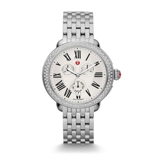 Michele Serein Diamond Watch Mww21a000001 Silver