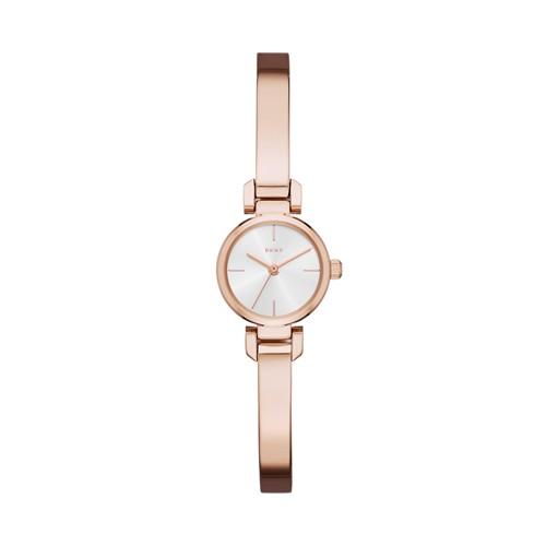 Dkny Ellington Rose Gold-Tone Three-Hand Watch Ny2629 Jewelry - NY2629-WSI