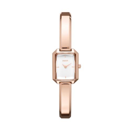 Dkny Cityspire Rose Gold-Tone Two-Hand Watch Ny2649 Jewelry - NY2649-WSI