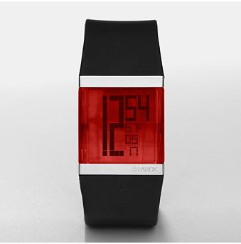 S+arck - Crystal Clear Digi from Fossil :  digital fosil technology design
