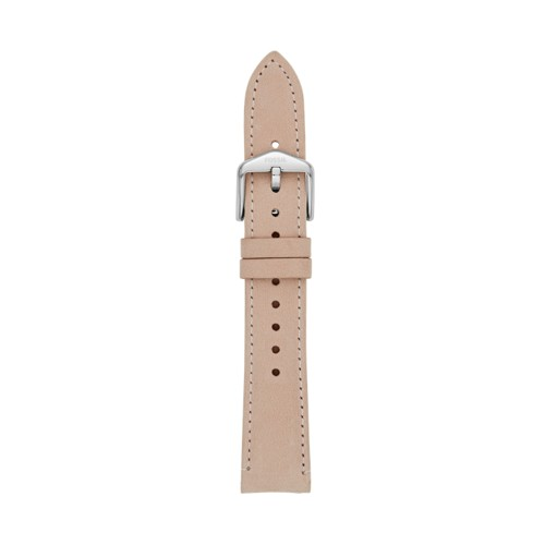 Fossil 18mm Blush Leather Strap S181360