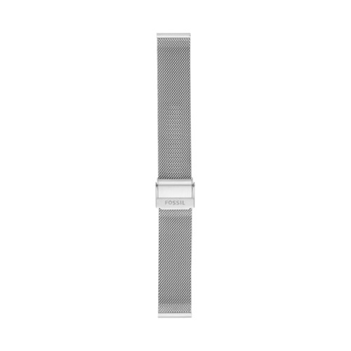 Fossil 18mm Steel Mesh Bracelet S181376