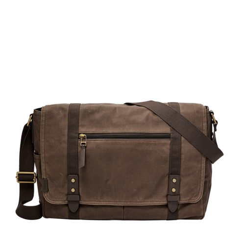 Fossil Travis Messenger Sbg1134200 Color: Brown