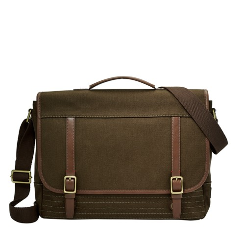 Fossil Evan Messenger Sbg1167345 Color: Olive
