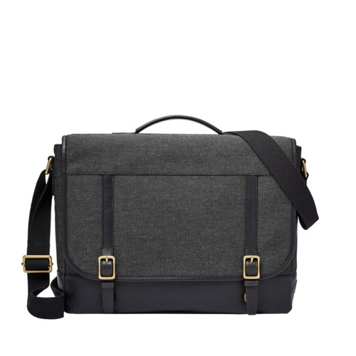 Fossil Evan Messenger Sbg1197016 Color: Black Multi