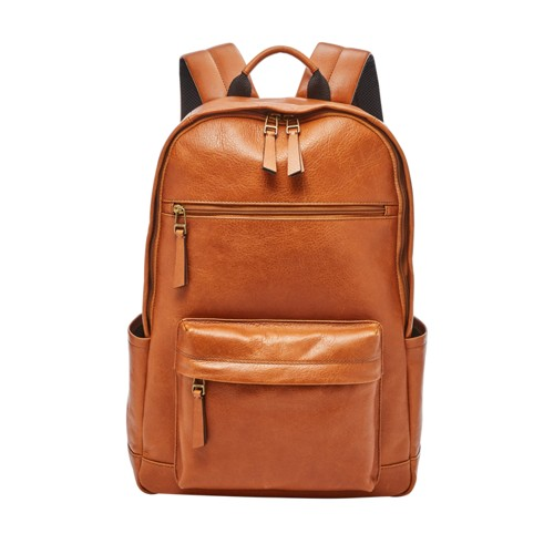 Fossil Trey Top Zip Backpack SBG1216216