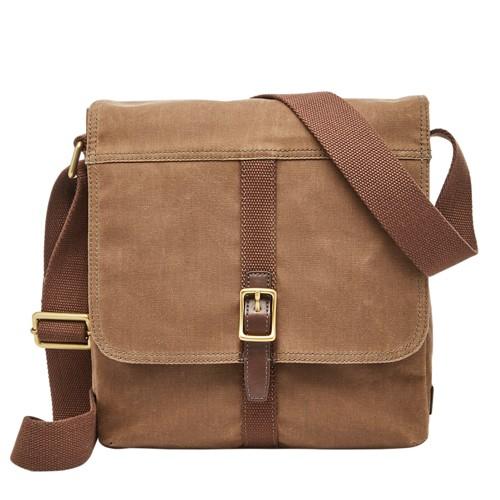 Fossil Evan City Bag  Bags Olive- SBG1218345