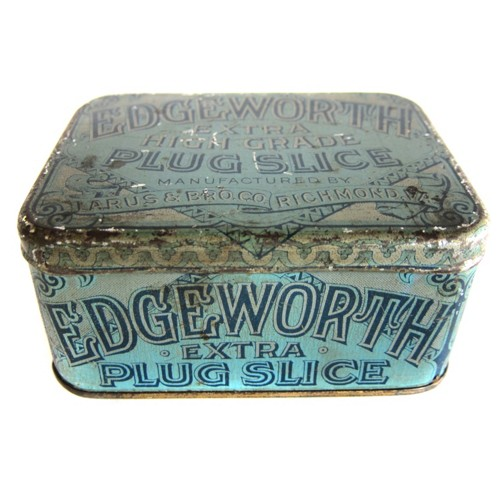 Fossil Edgeworth Pipe Tobacco Tin - Medium Sdi6118