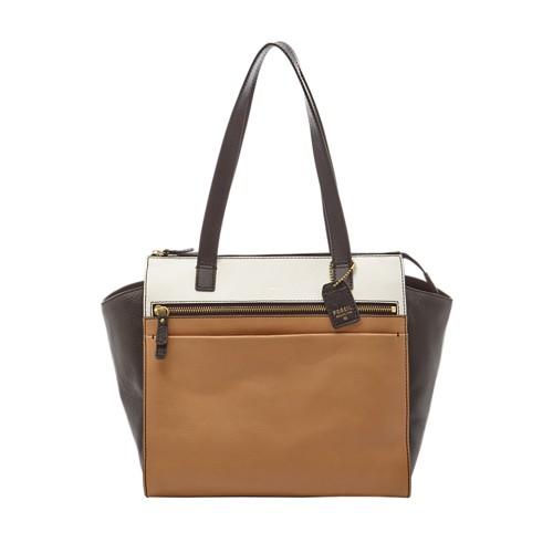 Fossil Tessa Shopper Shb1162994 Handbag