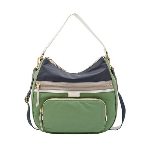 Fossil Ivy Hobo Shb1198331 Handbag