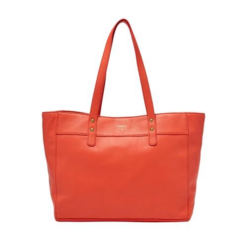 Fossil Audri Shopper Shb1211626 Handbag