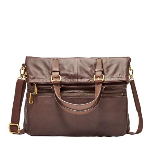 Fossil Explorer Tote Shb1521206 Handbag