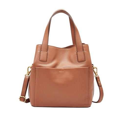 Fossil Darby Satchel Shb1534210 Handbag