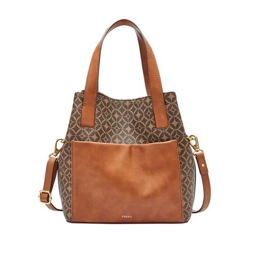 Fossil Darby Satchel Shb1699249 Handbag