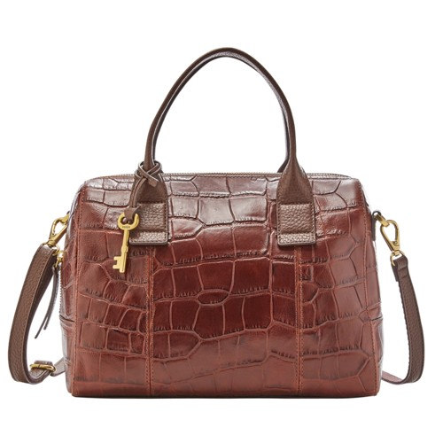 Fossil Jori Large Satchel Shb1724204 Handbag