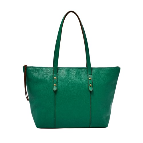 Fossil Jenna Tote Shb1727342 Color: Spring Green