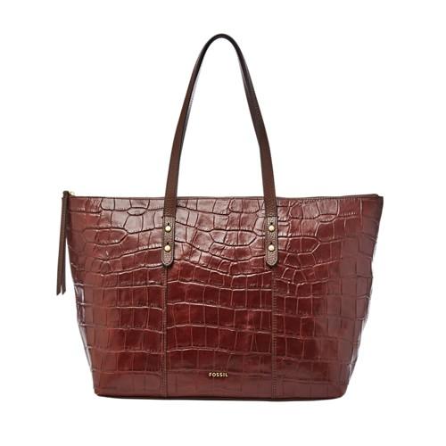 Fossil Jenna Work Tote Shb1760204 Handbag