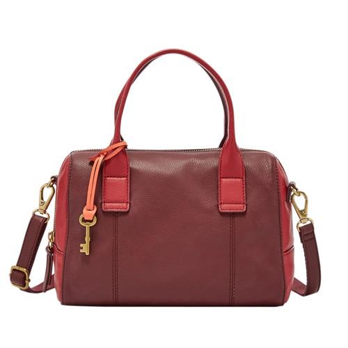 Fossil Jori Small Satchel Shb1771995 Handbag